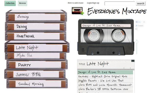 Everyone's Mixtape