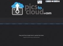 PicstoCloud compartir imagenes