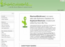 Shortcutworld atajos teclado