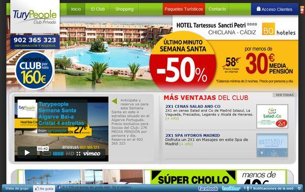 Turypeople hoteles