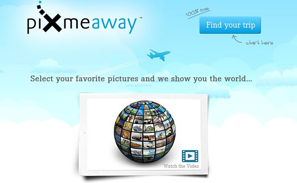 PixMeAway