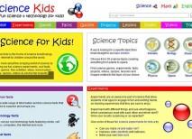 Science Kids experimentos niños