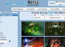 Wallpaper Abyss fondos pantalla