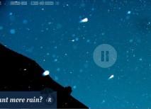 raining.fm sonido lluvia