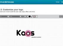 GraphicSprings crear logotipos