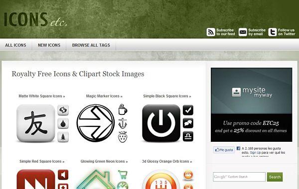 ICONS etc iconos gratis