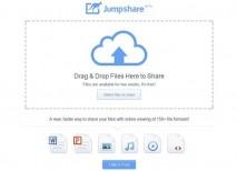 Jumpshare compartir archivos