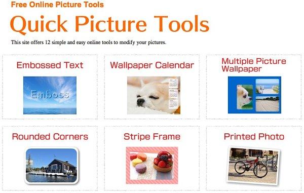 Quick Picture Tools editar fotografias
