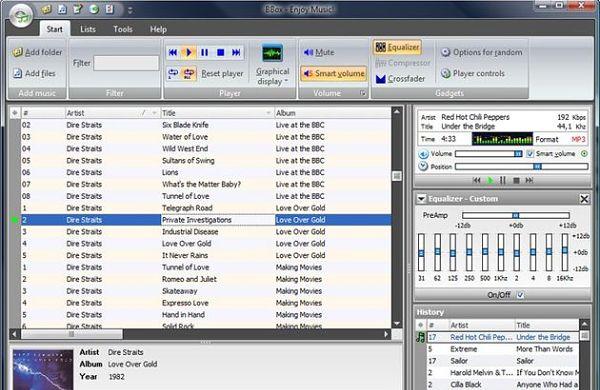 BBox reproductos audio
