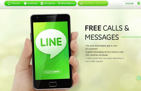 Line whatsapp