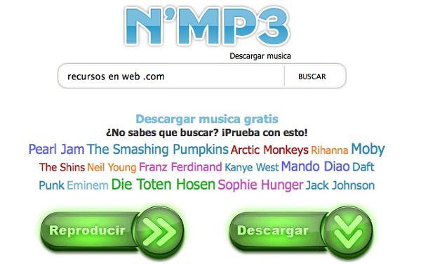 Resultado de imagen para n-mp3