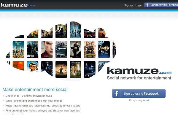 kamuze red social