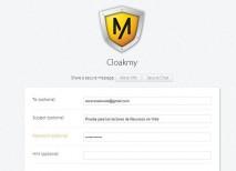 Cloakmy