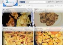 Funcook red social cocina