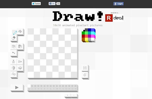 DrawBang dibujar gif