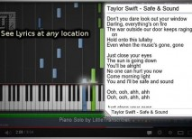 YouTube Lyrics Extension