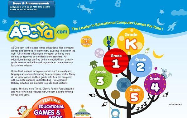 ABCya juegos educativos