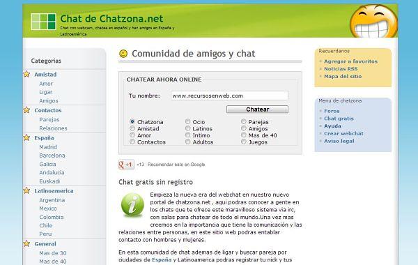 Chatzona
