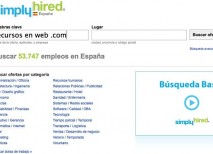 Simply Hired trabajo