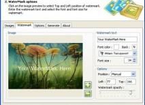 Alamoon Watermark Software marcas agua imagenes