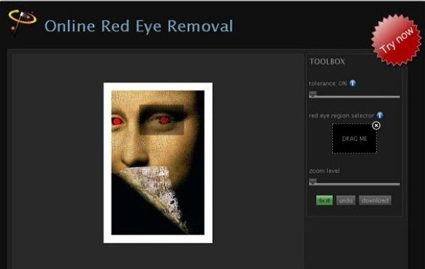 FixRedEyes ojos rojos