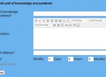 Learning Reminder recordatorios email