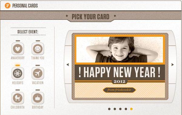 Personal Cards tarjetas felicitacion