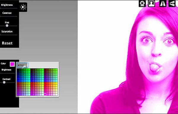 Pixect webcam