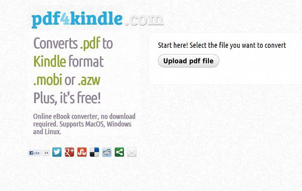 pdf4kindle pdf kindle