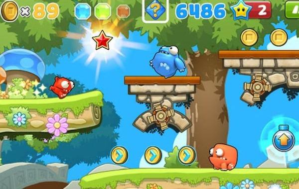 Mega Run juego plataformas android