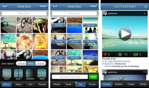 My Instastory instagram videos