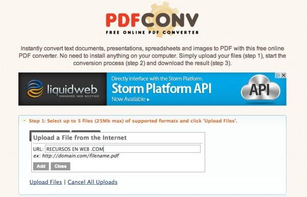 PDFconv