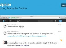 Twipster Twitter