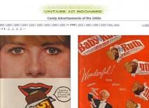 Vintage Ad Browser publicidad