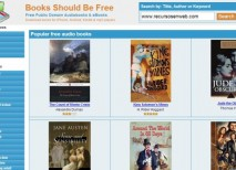 Books Should Be Free audiolibros
