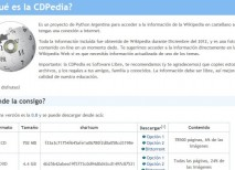 CDPedia descargar wikipedia