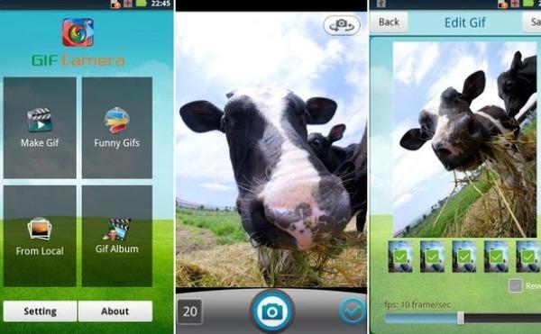 GIF Camera android