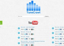 TuneCrawl musica youtube