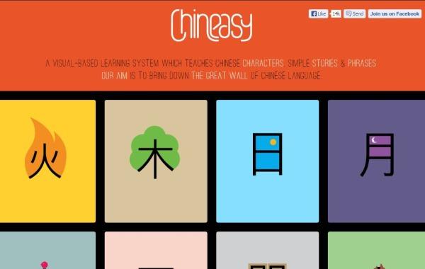 Chineasy chino