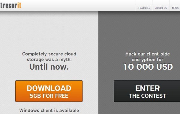 Tresorit gb gratis almacenamiento