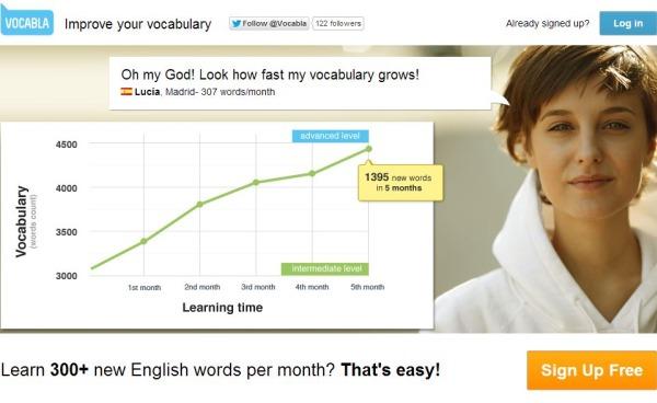 Vocabla vocabulario ingles