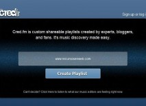 CredFM playlist musica online