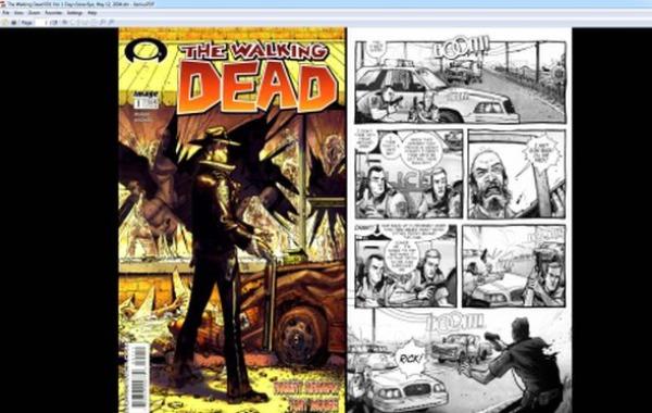 GeniusPDF lector comics