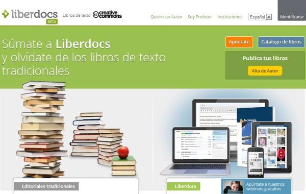 Liberdocs libros texto gratis