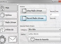 RadioKlone programa radio online