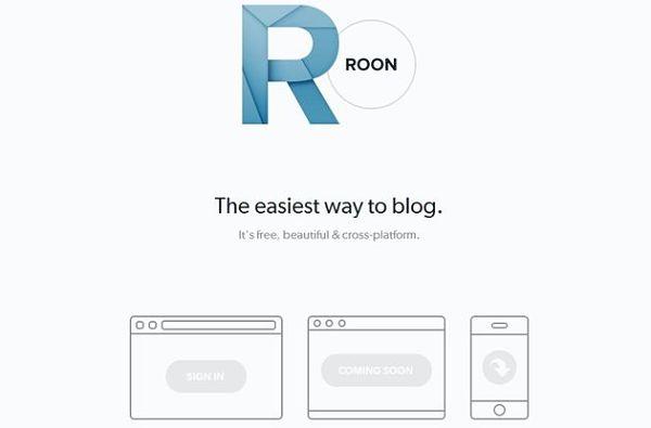 Roon crear blog gratis