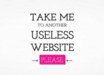 The Useless Web sitios absurdos inutiles internet