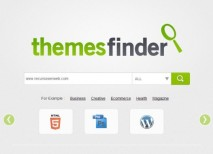 Themesfinder plantillas blogs