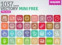 Vectory Mini Free iconos gratis