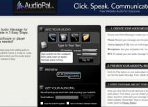 AudioPal mensajes voz audio